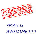 PMAN HAS SELF-ESTEEM ISSUES??????
