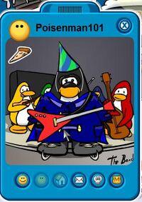 Poiseman101 Playercard