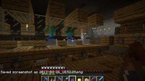 Zombie Villager Rehabilitation Facility - Emerald Farming