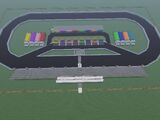 Oval Racetrack