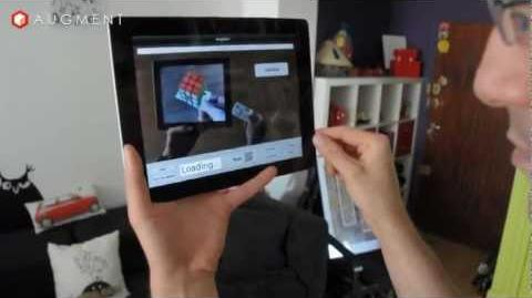 Augment The Augmented Reality 3D Model Viewer for Android and iOs
