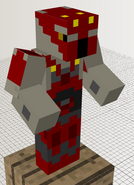 Minecraft - Zealot Assassin