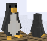 For minecraft ideas wiki penguin