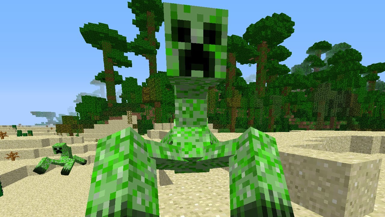 minecraft mutant creeper coloring pages coloring pages ideas