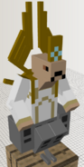 Minecraft - San'Shyuum Fleet Commander-0