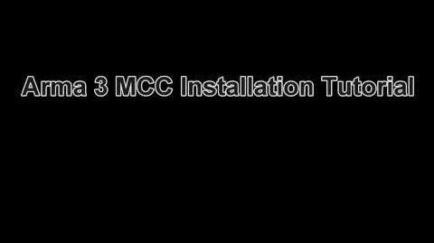 MCC Install Tutorial