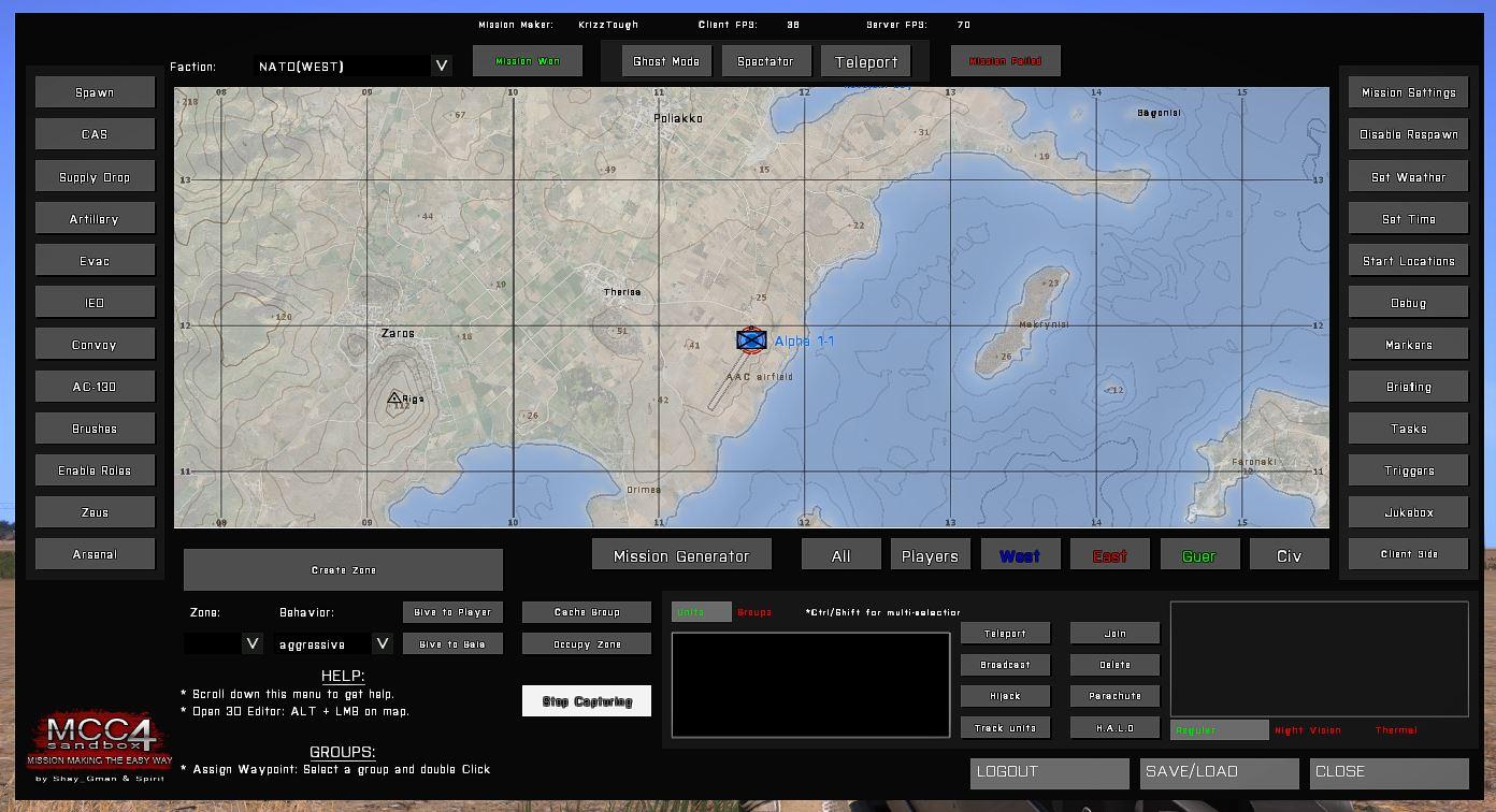 Zones | MCCSandbox Wiki | FANDOM powered by Wikia