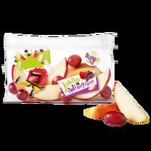 Jabłka i winogrona