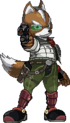 SSF2 Fox