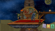 Link and Marth