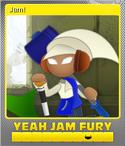 Card - Jam! (Foil)
