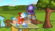 PK Thunder 2 Attack