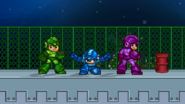 Taunt - Mega Man