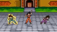 Taunt - Goku