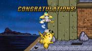 SSF2 - Classic mode - Pikachu