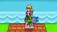 Peach and Oddish