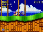 Emerald Hill Zone in Sonic 2