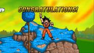 SSF2 - Classic mode - Goku