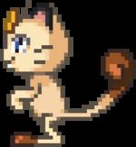 SSF2 Meowth