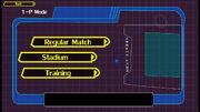 SSF - 1-P Player Mode