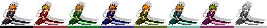 Ichigo palette