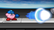 Kirby - Mega Buster (chargeable) from Mega Man