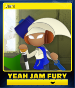 Card - Jam!