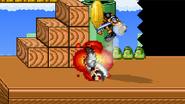Flaming Jump 6