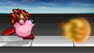 Kirby - Fire Breath from Bowser