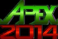APEX 2014 logo