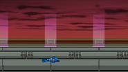 Blue Falcon Helpless