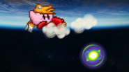 Kirby - Energy Ball Blaster (air) from Tails