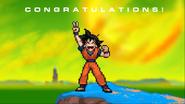 SSF2 - Classic mode - Goku (early)