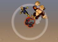 Falcon Dive Explosion 2