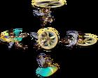 Pit aerials