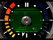 Motion-Sensor Bomb game