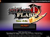 Super Smash Flash 2 Demo/Version 0.8a