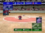 Pokemon Stadium origin