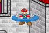SSF Mario down aerial
