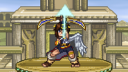 Palutena's Bow Upward