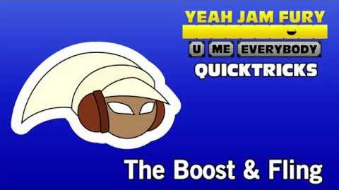 Yeah Jam Fury QUICKTRICKS 2 - The Boost & Fling