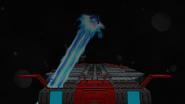 Aura storm megaman