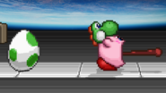 Kirby - Egg Lay from Yoshi