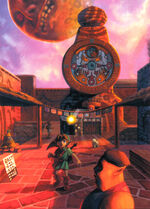 MM Clock Town