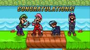 SSF2 - Classic mode - Luigi