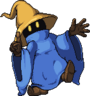 SSF2 Black Mage