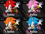 Sonic (Super Smash Flash 2)
