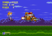 Sonic 3 Airlift