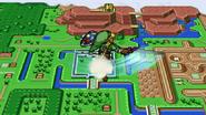 Spin Attack (Aerial)