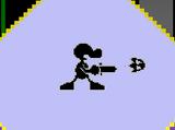 Mr. Game & Watch (Super Smash Flash)